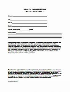 fax cover sheet free download edit fill and print wondershare pdfelement With fax cover medical