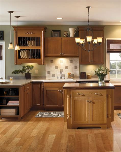 schrock kitchen cabinets menards great kitchen cabinets with a beautiful plate rack http