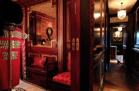 The Sitting Room In The Guard Room
