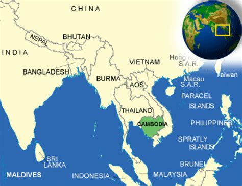 cambodia facts culture recipes language government