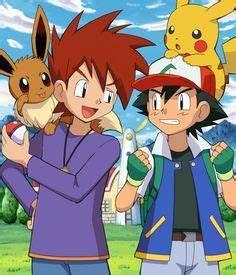 Ash x Gary | Pokemon | Pinterest | Ash, Pokémon and Ash ...