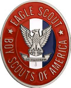 Eagle Badges Boy Scouts of America