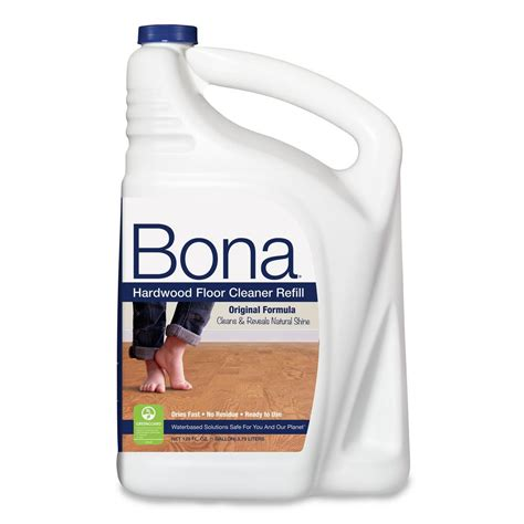 Bona  Oz Hardwood Cleaner Wm  Home Depot