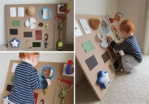 Spiegel Zum Basteln : activity board selber machen spielspa f r kleine kinder ~ Orissabook.com Haus und Dekorationen