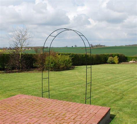 Value Garden Arch by Metal Garden Arch Heavy Duty Strong Tubular Climbing