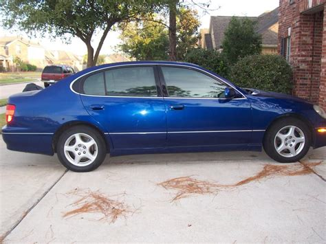 lexus gs300 blue 1998 gs300 blue tan houston tx area 3500 200k