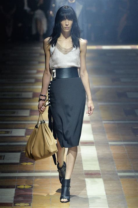 LANVIN SPRING SUMMER 2015 WOMEN'S COLLECTION | The Skinny Beep