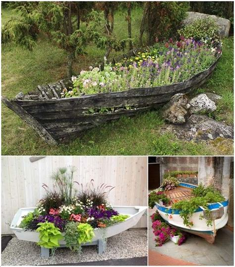 Old Boat Repurpose by 10 Ingenious Ideas To Repurpose Old Boats