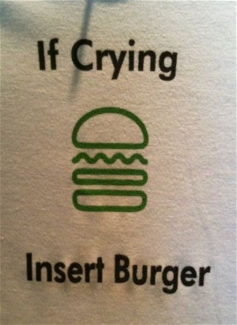 funny quotes burger quotesgram