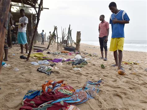Ivory Coast Shooting European Death Count Rises As France