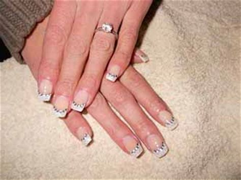 faux ongle en gel strass id 233 e d image de beaut 233