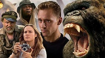 How the Skull Island Cast Would Survive a Real Life Kong ...