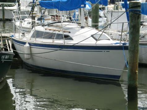 Boats For Sale Kinsale Va by 1986 O Day 272 Sailboat For Sale In Kinsale Va