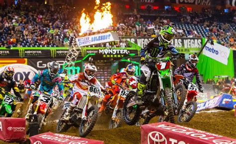 ama motocross 2014 results 2014 ama supercross houston results motorcycle com news