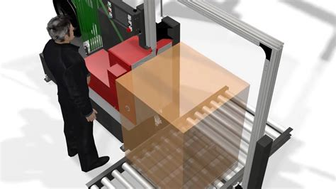 series pallet strapping machine uyaolf youtube