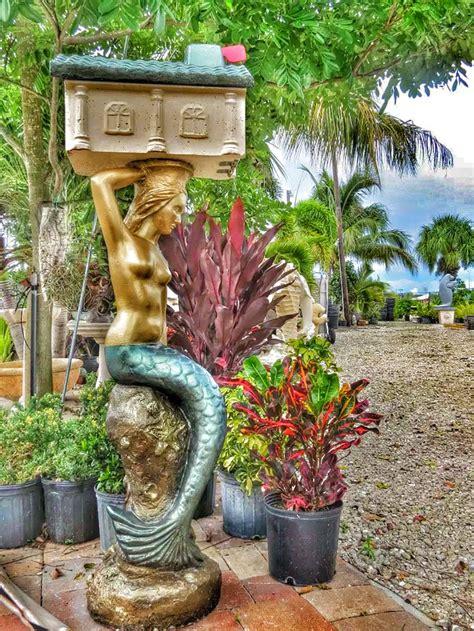 native nautical mailboxes mermaidmailbox gardening
