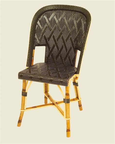 chaise drucker neuilly chair black marine blue maison drucker