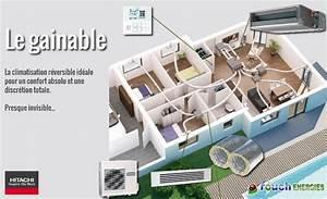 Chauffage Clim Reversible Consommation : poele a granule ou clim reversible ~ Premium-room.com Idées de Décoration