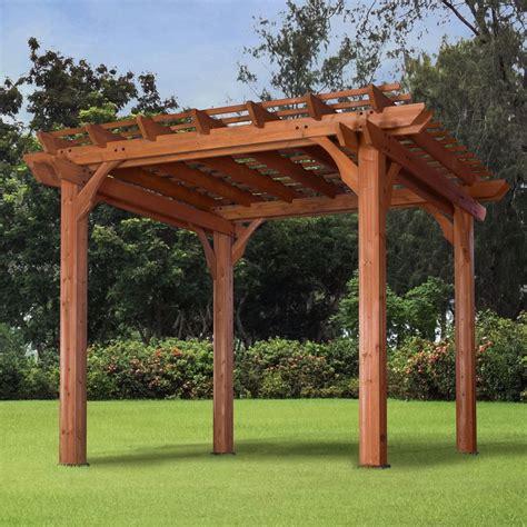 pergola gazebo canopy  outdoor garden patio backyard