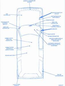 Chrysler Lhs 2001 Electrical Circuit Wiring Diagram