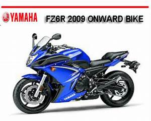 Yamaha Fz6r 2009 Onward Bike Workshop Service Repair