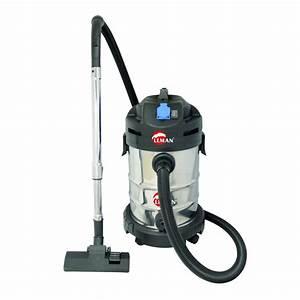Aspirateur Eau Poussiere : aspirateur eau poussi re inox 30l 1400w prise ~ Dallasstarsshop.com Idées de Décoration