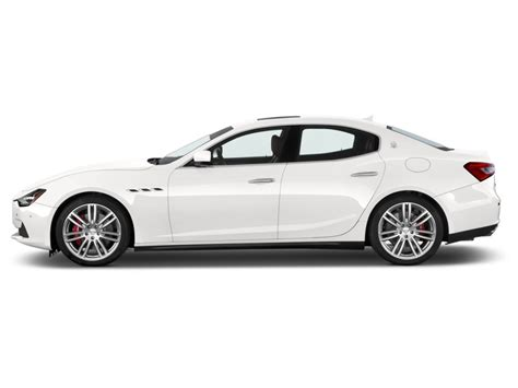 maserati 4 door image 2014 maserati ghibli 4 door sedan side exterior