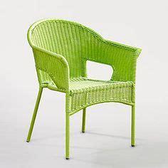 green wicker on wicker wicker chairs and