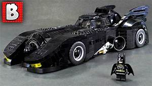 Lego Batman Batmobile : ultimate lego batmobile moc 1989 batman youtube ~ Nature-et-papiers.com Idées de Décoration
