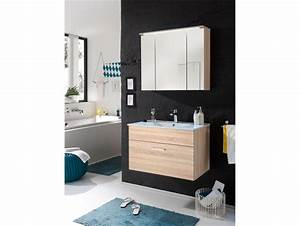 Waschtisch Mit Becken : slot waschtisch inkl becken mit einer schublade eiche sonoma ~ Indierocktalk.com Haus und Dekorationen