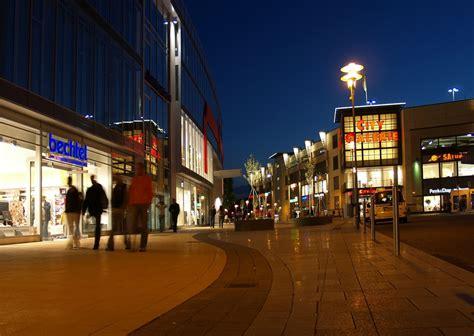 city siege siegen sieg carre und city galerie bahnhofsviertel wf