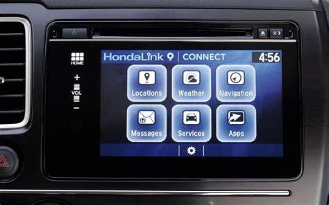 hondalink app   car