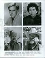 "1986 Press Photo Stars of Film ""American Justice ..."