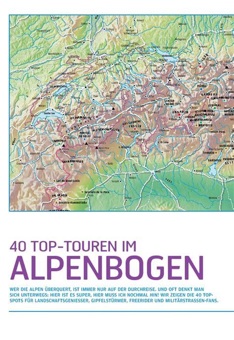 Alpen-Special-Karte | Delius Klasing