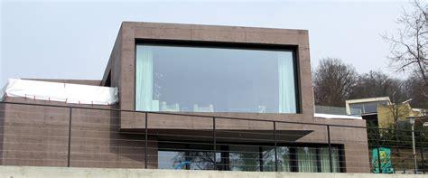 Moderne Fenster Fassade by Fenster Fassaden