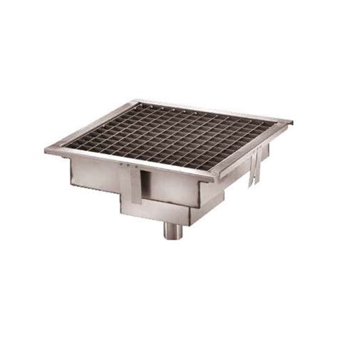 siphon de sol cuisine professionnelle caniveau inox cuisine 20170803091521 arcizo com