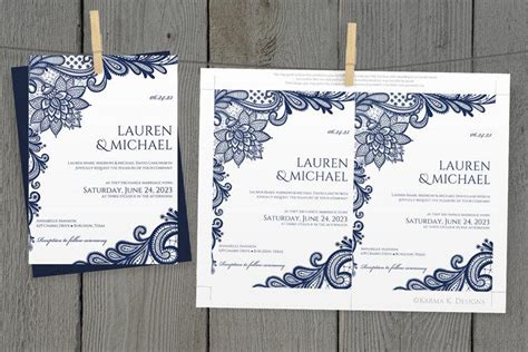 diy wedding invitation template download instantly
