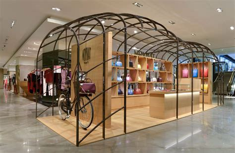 moynats galeries lafayette pop  store global blue