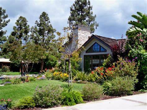 landscaped front yard fabulous front yards hgtv