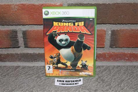 Kung Fu Panda Hafskjoldnet
