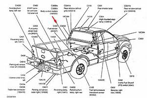 Ford Body Parts Diagram