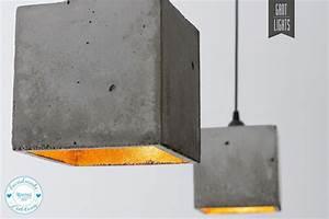 Hängelampe Selber Machen : leuchten aus beton vereinen k hle und w rme auf spektakul re weise ~ Markanthonyermac.com Haus und Dekorationen