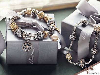 Pandora Charms Bracelet Joyas Charm Bracelets Rings