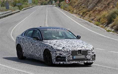 2020 Jaguar Xe Shows Refreshed Taillights In Spy Video And