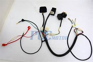 Wiring Diagrams For Lifan 200cc