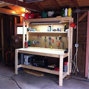 1000+ images about Garage workbench on Pinterest Butcher