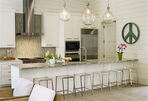 kitchen  long island cottage kitchen