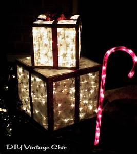 Top, 10, Adorable, Diy, Decorations, With, Christmas, Lights