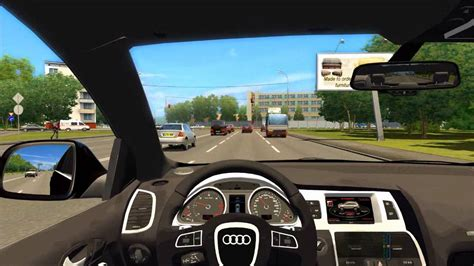City Car Driving 1.2.2 Audi Q7