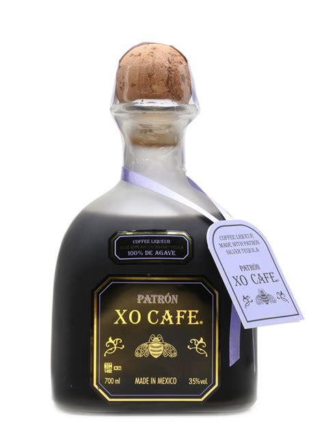 Top with fresh or store bought whipped cream and serve. Patron XO Cafe - Coffee Liqueur : The Whisky Exchange
